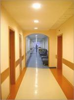 В отделении сделан высококачественный ремонт по европейским стандартам.